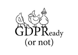 GDPR Ready or not logo