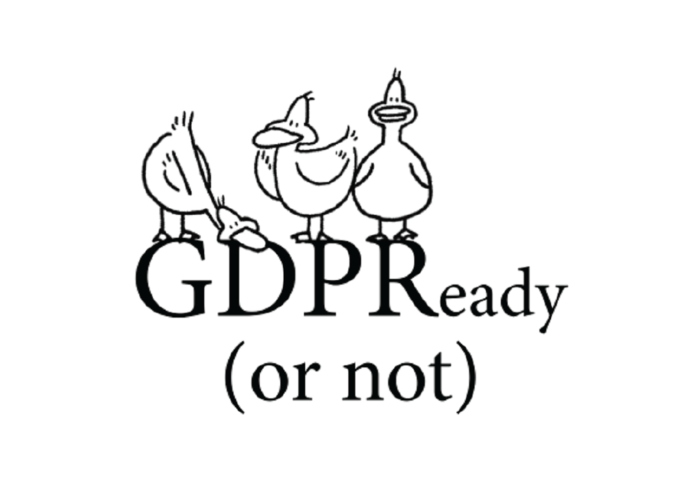 GDPR Ready or not logo