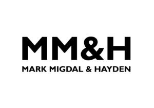 Logo for Mark Migdal & Hayden
