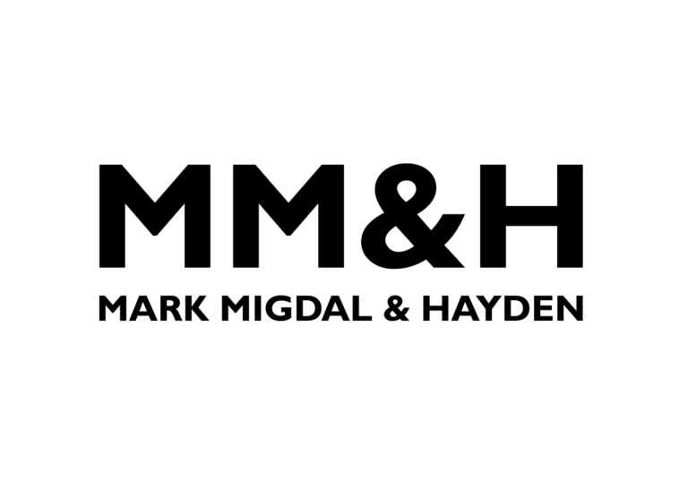 Logo for Mark Migdal & Hayden