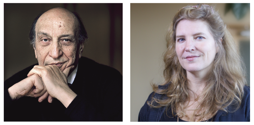 Milton Glaser and Katja Maas