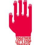 Together Lets Stop Traffick logo
