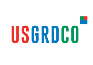 Logo for USGRDCO, a microgrid and sustainable power solutions company