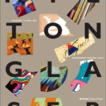 milton glaser exhibition poster