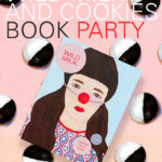 Wild Milk Book Party Poster