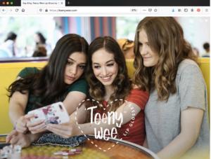 TeenyWeeWebsite
