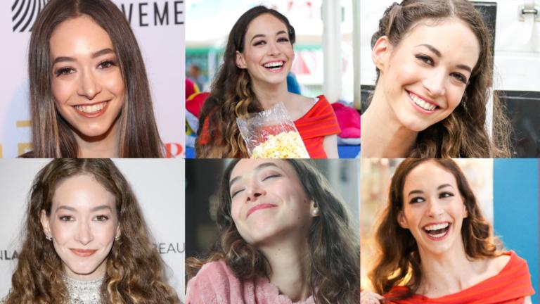 SashaAnne smile